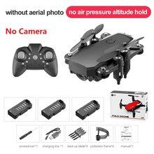 Складной Радиоуправляемый Дрон LF606, Wi-Fi, FPV, с камерой 4K HD, удерживающим высоту, 3d-флипом, без головы, мини-вертолетом, детские игрушки(China)