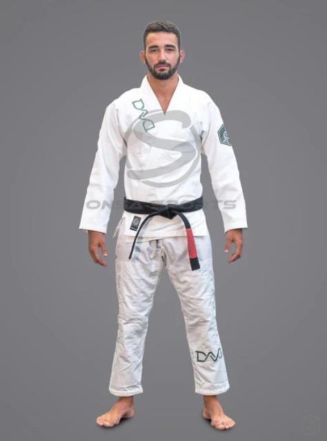 Braus Jiu Jitsu Belts Adults