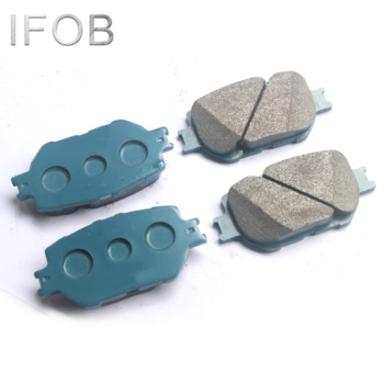 IFOB car brake pad for TOYOTA CROWN JZS175 04465-30280