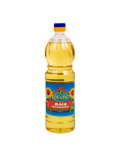 Consumed Refined Sunflower Oil Refined 100%