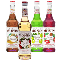 MONIN Syrup Fruit and Nuts | Indonesia Origin