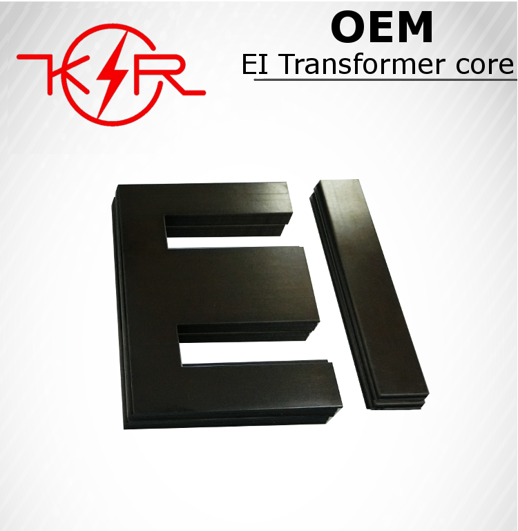 Cold Rolled EI Lamination Silicon Steel Transformer Core