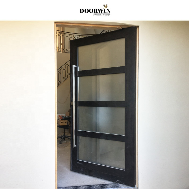 Doorwin modern solid wood 32 x 79 exterior <strong>door</strong>