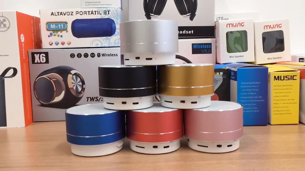 HiFi Sound Super Bass Wireless IPX4 Waterproof Outdoor speaker bluetooth portable speaker Stereo Portable