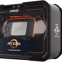 SUPERSEPTEMBER AMD 2nd Gen Ryzens Threadripper 2970WX, 24-Core, 48-Thread 4.2 GHz Max