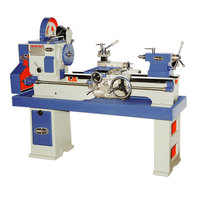 High Performance Perfect Workshop Tool Light Duty Lathe Machine
