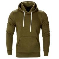 Hot Sale & High Quality Custom Men double hood Plain Slim Fit Hoodies