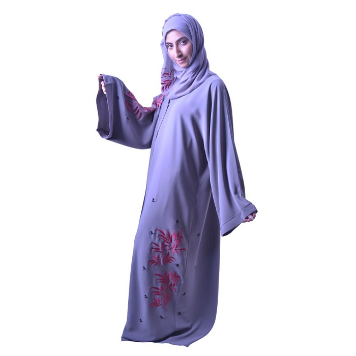 Women Party Wear Scarves Dubai Butterfly Caftan Abaya