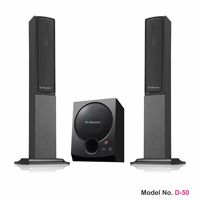 2.1 Home Theater System D 50 Bluetooth For Africa