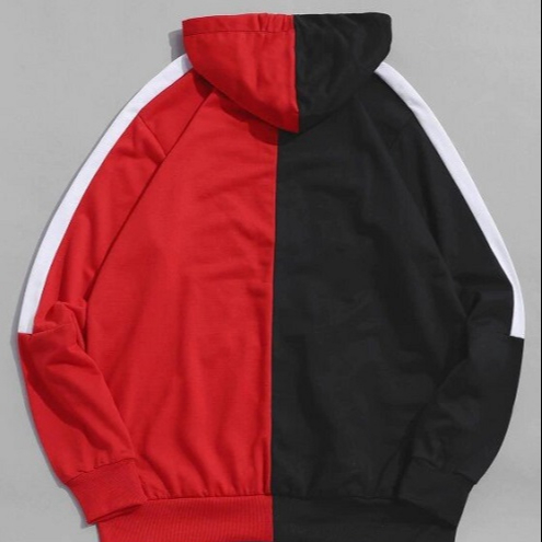 คุณภาพสูง 1005 โพลีเอสเตอร์ขนแกะ hoodies Zip Up hoodies สำหรับชาย