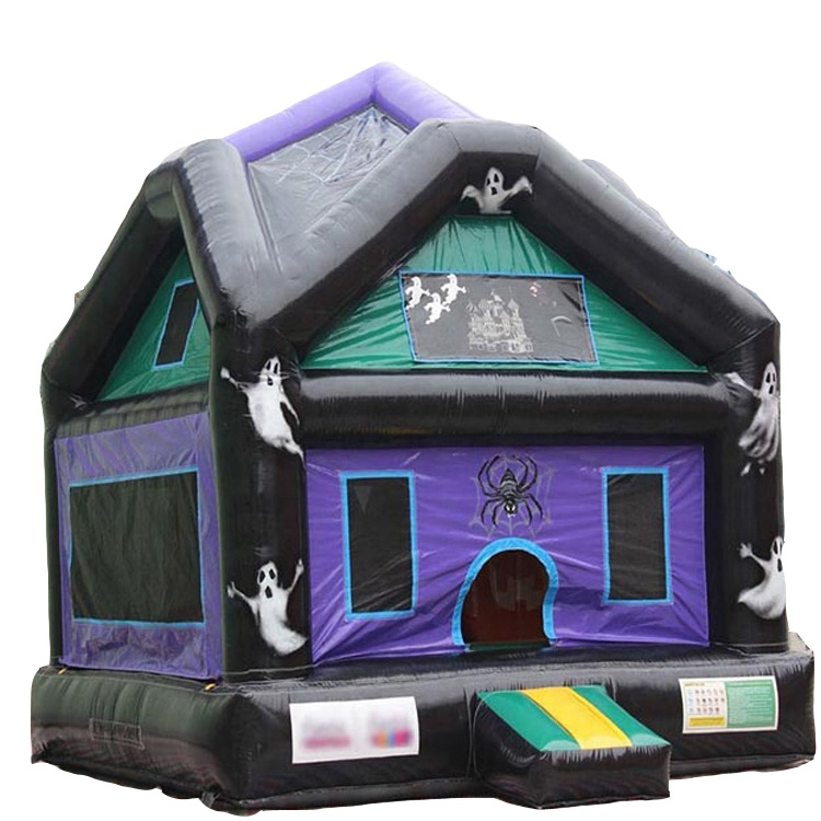 Cheap Inflatable Halloween Haunted Bouncer Bounce Houses ...