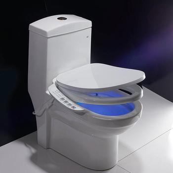 Smart electric toilet seat cover with integrated bidet hyundai bidet toilet seat