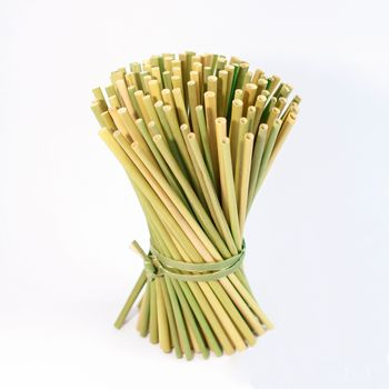 The Grass Straws 100% Natural environmental