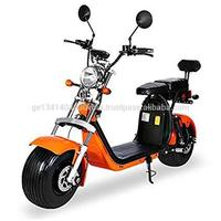 Thunder Bike 500w/48v Mini City Coco Foldable Electric Motorcycle Ebike Scooter