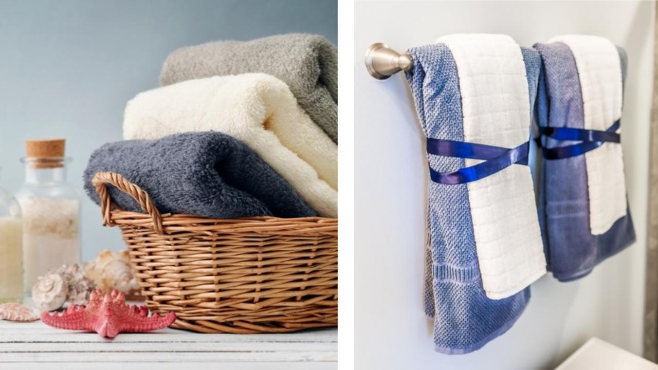 Towel Bath In Turkey