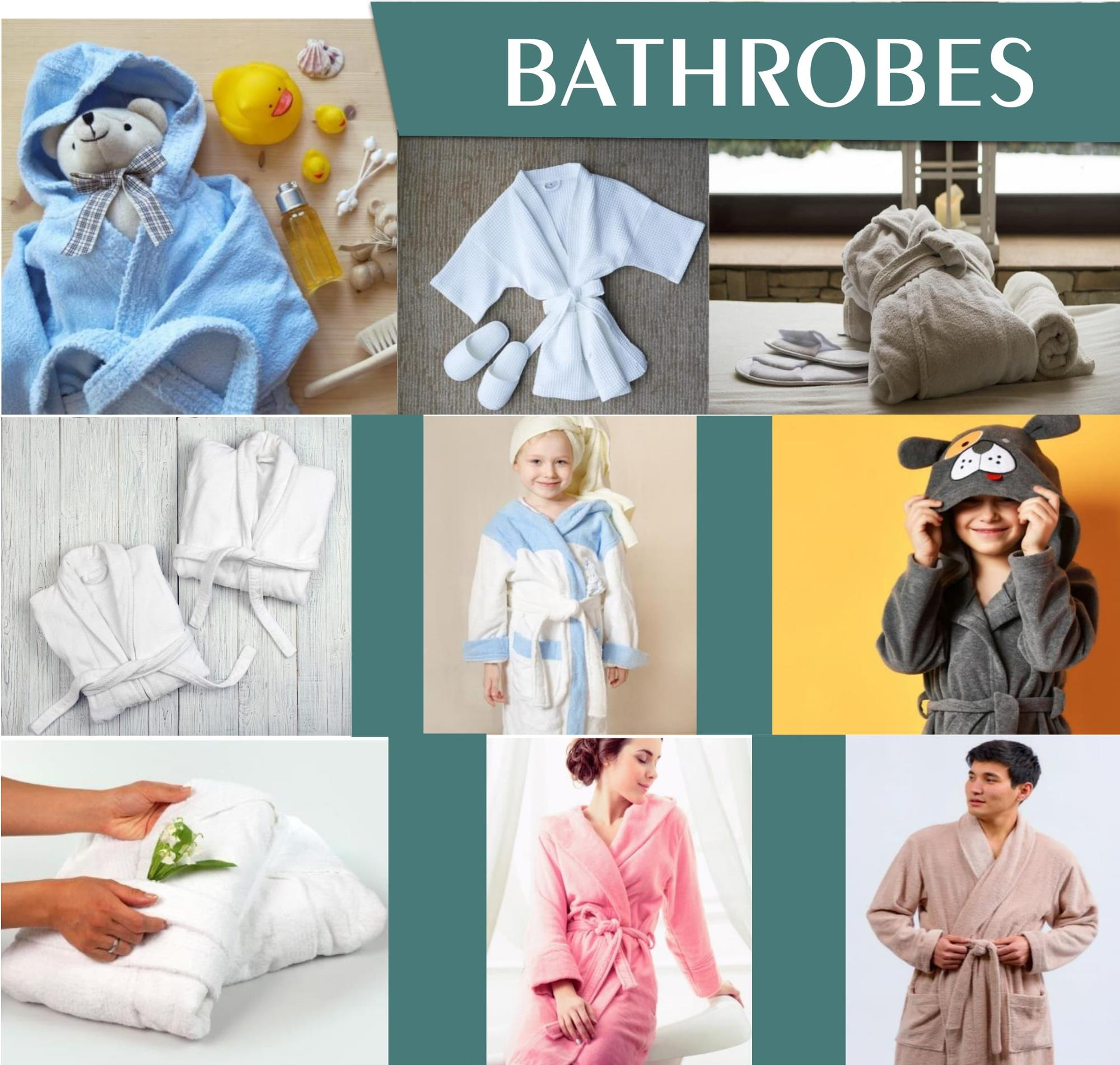 Sleepwear Bathrobe