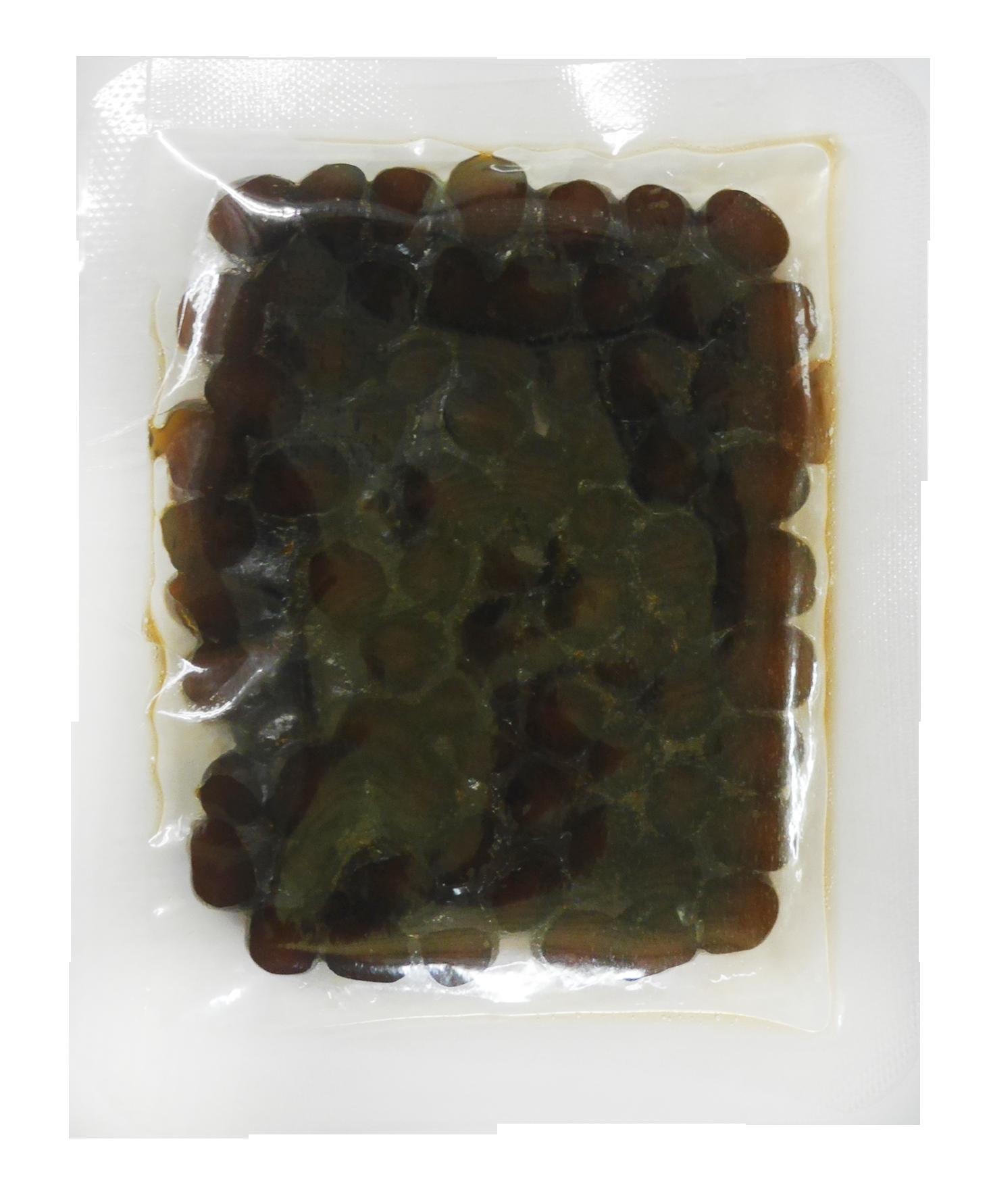 Taiwan Quality Instant Tapioca Ball Pearl For Milk tea Bubble Tea Private Label 50g
