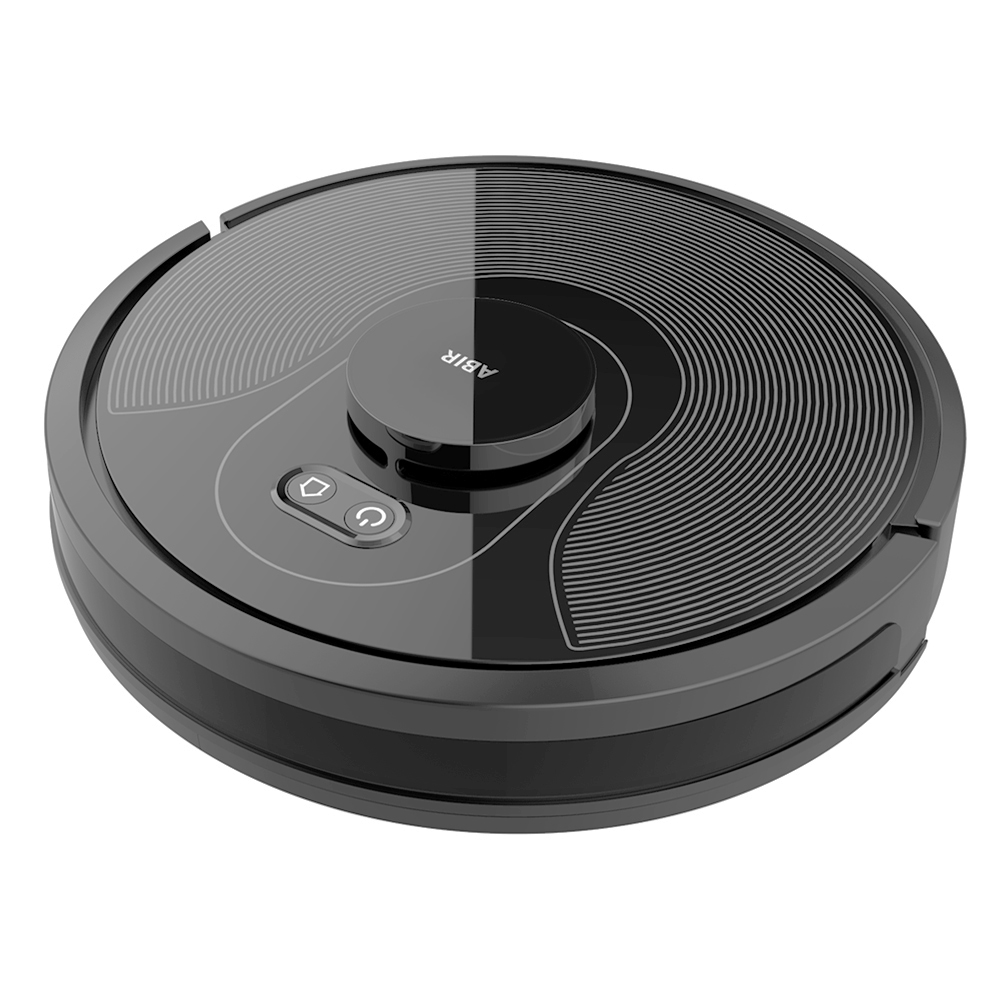 Real-Time Map building Laser Robotic Vacuum Cleaner