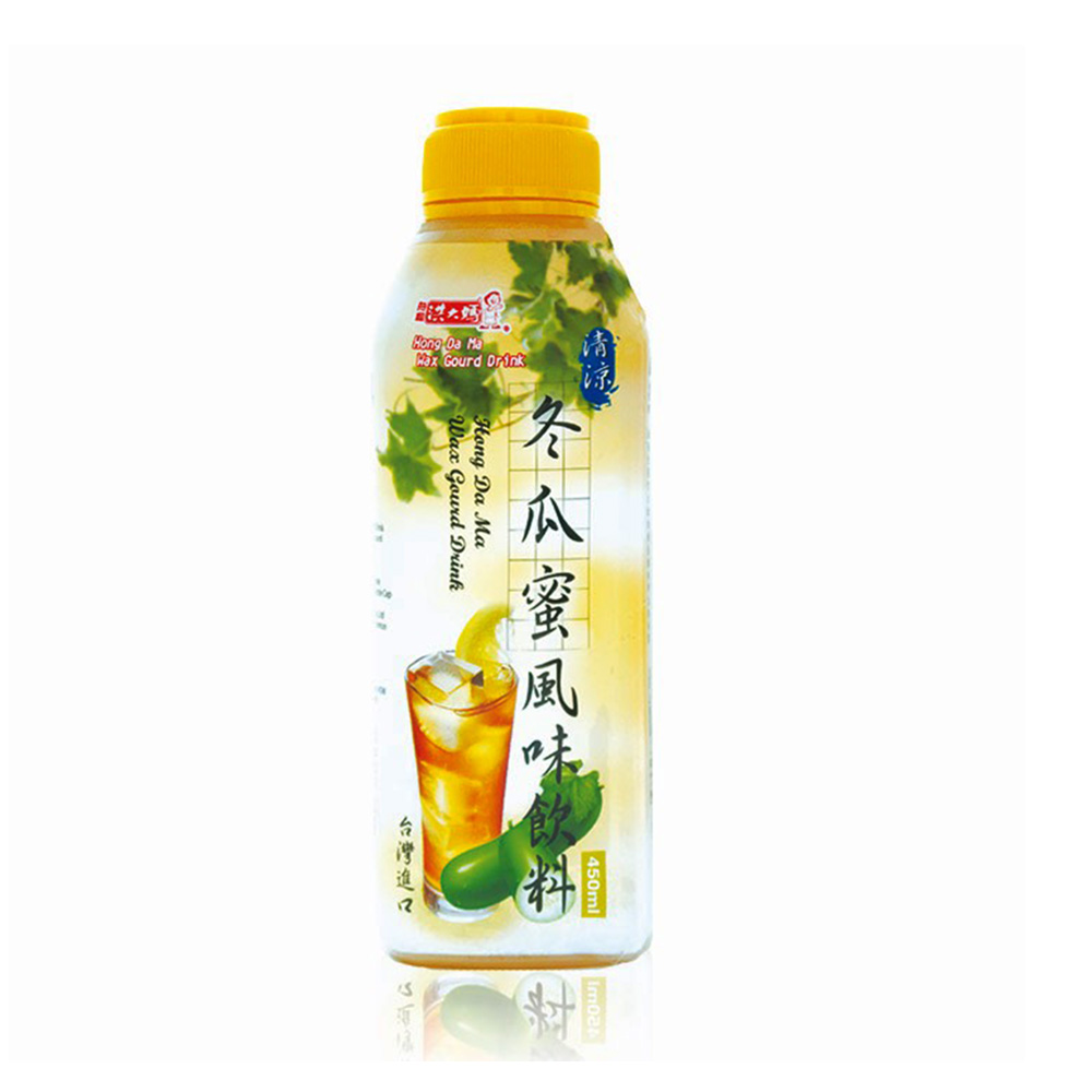 Taiwan 450 ml fles frisdrank thee winter meloen sap