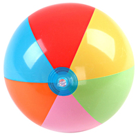 Unionpromo eco-friendly PVC inflatable beach ball custom beach ball