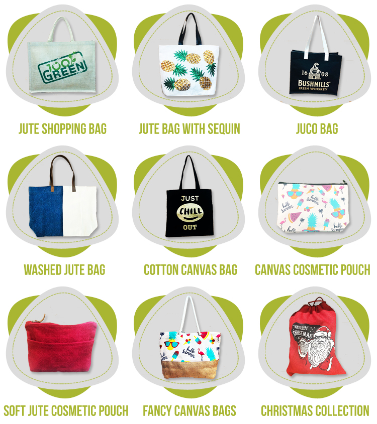 Продвижение Высокое качество заказной хлопок напечатанный мешок/модный джутовый мешок/HIFASHION экологически чистые джутовые хозяйственные сумки