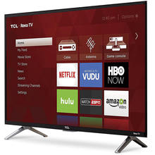 BUY 2 GET 2 FREE TCL 55R617 55-Inch 4K HD Roku Smart LED <span class=keywords><strong>TV</strong></span> (2019 Model)
