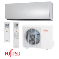 Inverter Air conditioner Fujitsu ASYG12LTCA / AOYG12LTC with A+++/A++ energy class of cooling/heating