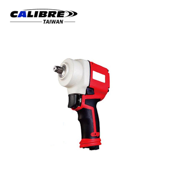 "CALIBRE Pneumatic / Air / Power Tools 3/8"" Composite Twin Hammer Mini Impact Wrench"