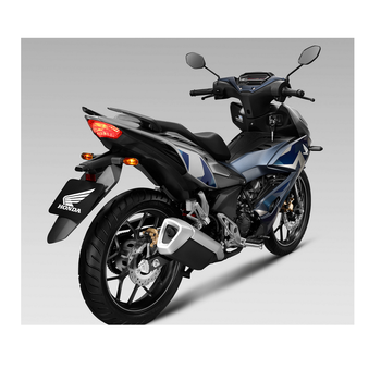 Made in Vietnam motorcycle 150cc (Hondav Win-ner X) Blue silver black Ca-mo