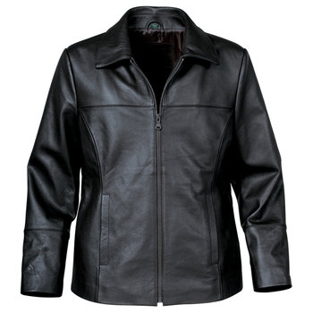 Customized Street Wear Casual Leather Jacket/Real Leather men jacket black/Classic new style cheap price leather jacket