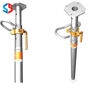 Scaffolding Hot Dipped Galvanized Formwork Steel Acro Jacks Props