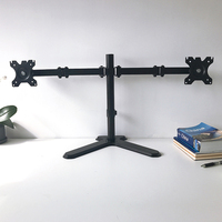 AM3B-42 Metal Cheap Monitor Mount Bracket With Base