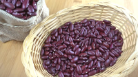 Original Purple Beans from China