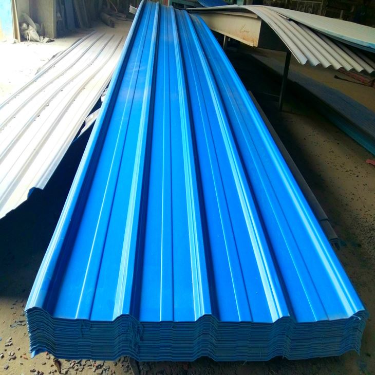 Colored Corrugated Roofing Sheet For Low Cost Buy Colored Corrugated Roofing Sheet For Low Cost Product On Alibaba Com