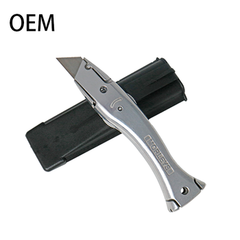 Hardware tools carbon steel blade knife cutter