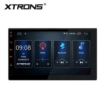 "XTRONS Universal 7"" In Dash Touch Screen double din car stereo android with DSP WIFI mp3 player , 2din car audio"