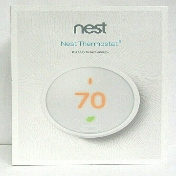 Livraison gratuite Nest Learning Thermostat Programmable E T4000ES