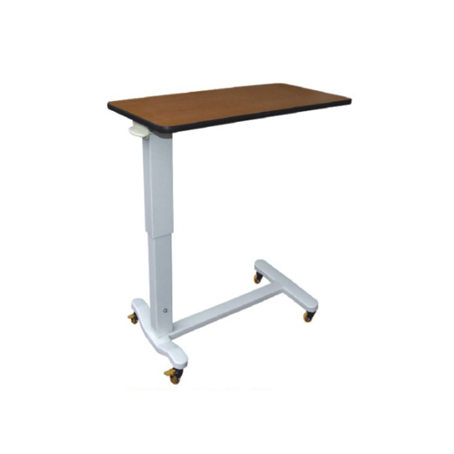 High Quality Portable hospital overbed table dining table for laptop set