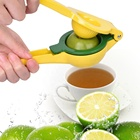 Premium Quality Metal Lemon Lime Squeezer  Manual Citrus Press Juicer