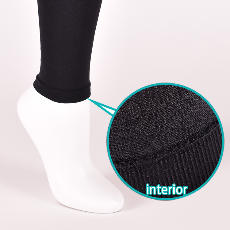 Youleg 2019 confortable élastique veau manchon de compression en coton