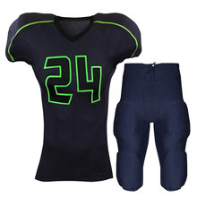 2019 sublimiert <span class=keywords><strong>American</strong></span> Football Trikots team uniform