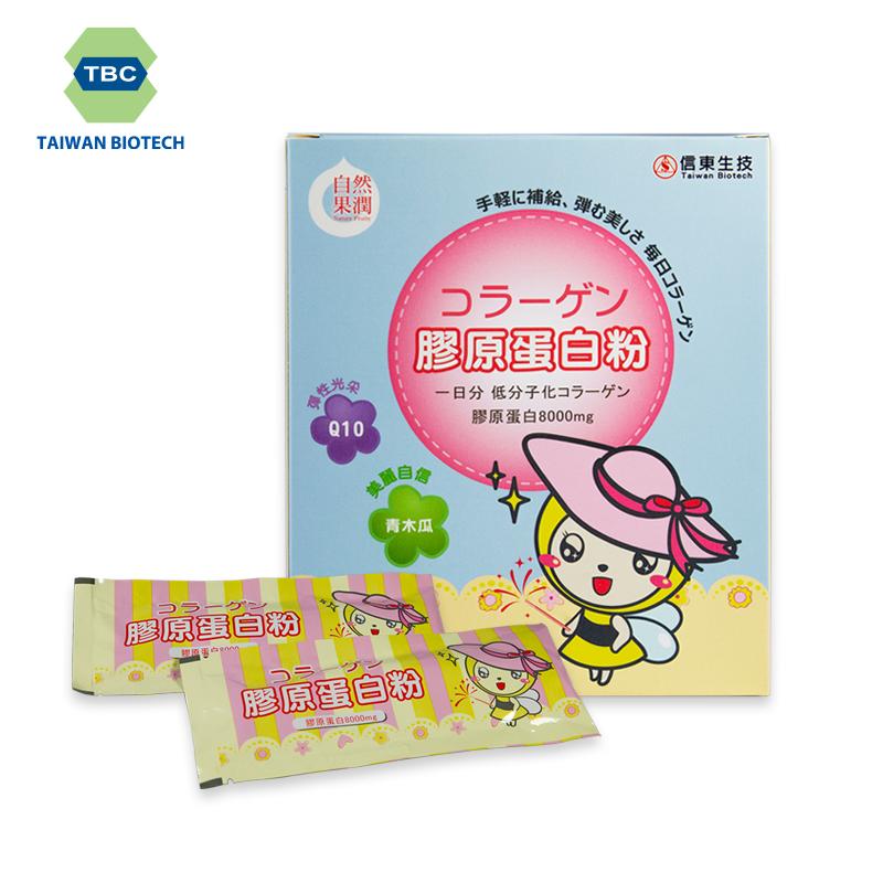 Health Nutrition collagen CoQ10 beauty supplement