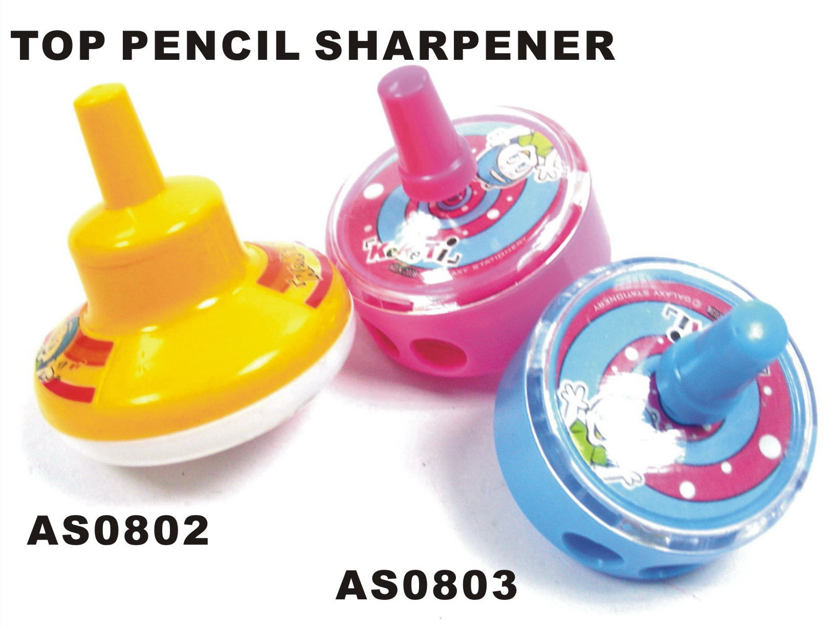 Top Pencil Sharpener