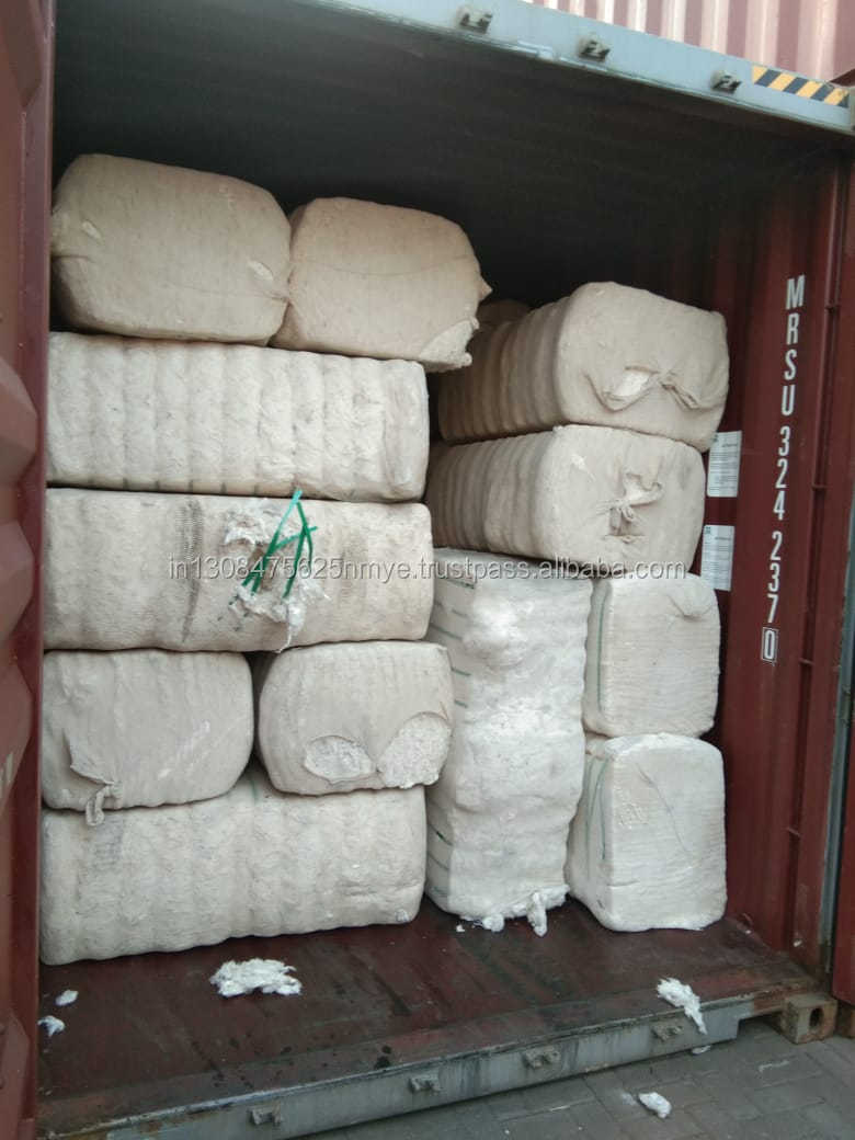 Export Quality Indian Cotton Bales +91-8617360257