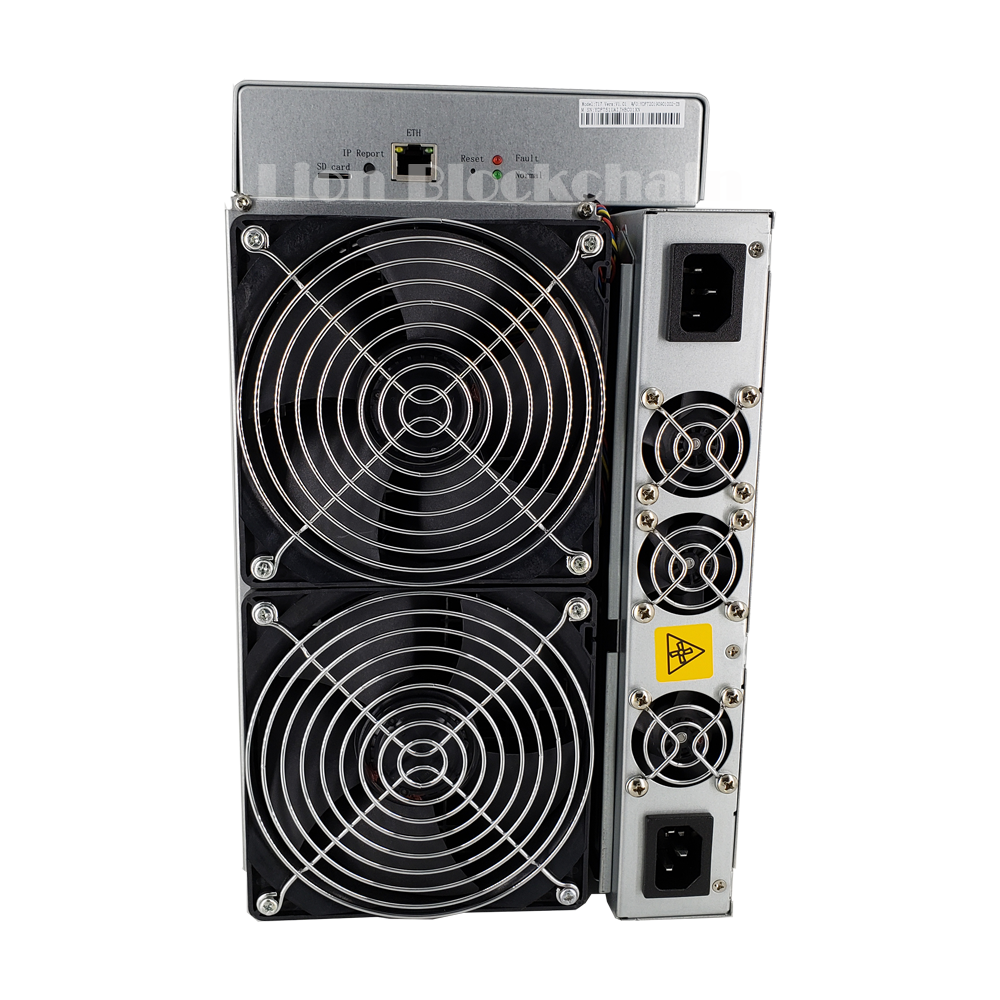 2019 model Hummer miner H7  48Th/s 3445w low power consumption instock hummer bitcoin mining machine high profitable miner