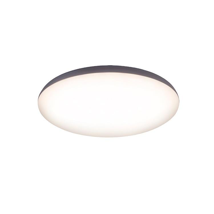 UHIGH Cheap 24w CE Microwave CCT Plastic IP65 Outdoor Indoor Modern LED Ceiling Light