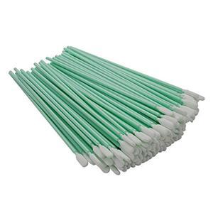 100 per bag  TX761 Compatible Long Alpha Dacron Swabs