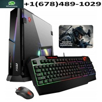 New MSI Trident X 9th Desktop Gaming PC - Intel Core i9 9700K 3.6 GHz 8-Core LOWO