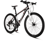 Mountain bike 29 inch adult damping oil disc brake male and female off-road students single.