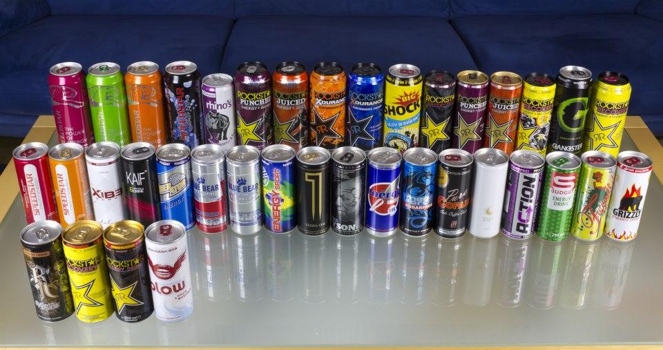 XL Energy drink 250 ml/Alle Energy Drinks Beschikbaar
